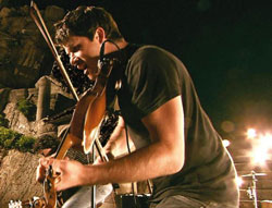 Seth Lakeman Live at The Minack