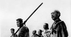 Seven Samurai Movie Still