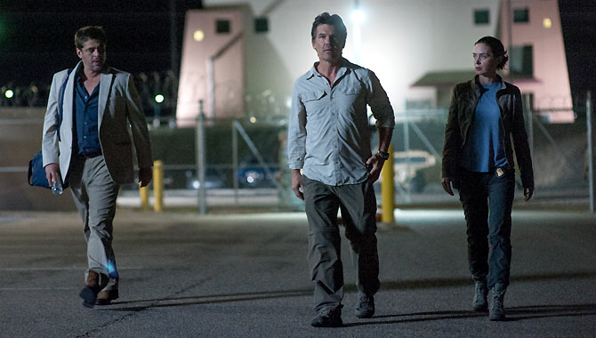 Sicario Movie Still