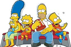 The Simpsons Movie Movie Still