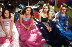 Sleepover Movie Still