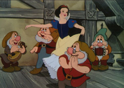 Snow White and the Seven Dwarfs Movie Still