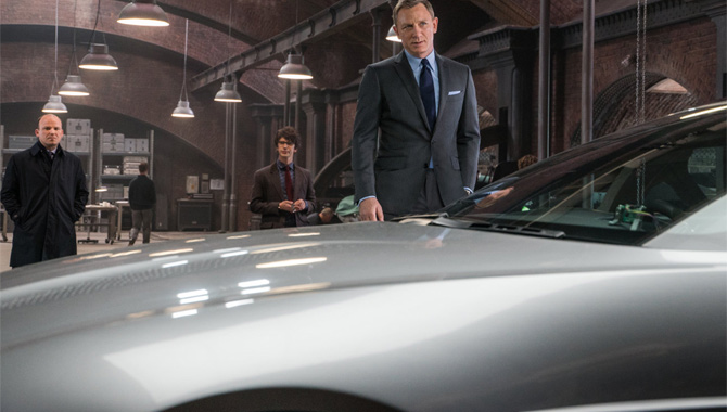 'Spectre' Smashes UK Opening Week Box Office Records With Ease