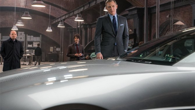 James Bond - Spectre Movie Still