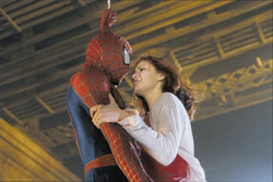 Spider-Man Movie Still
