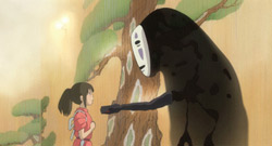 Spirited Away Movie Still