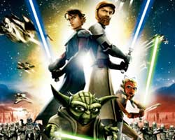 Star Wars: The Clone Wars (2008) Movie Review