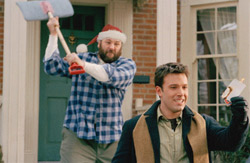 Surviving Christmas Movie Review