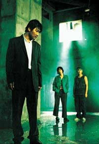 Sympathy for Mr. Vengeance Movie Review
