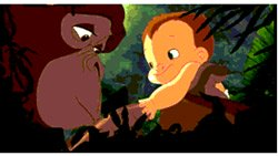 Tarzan (1999) Movie Still