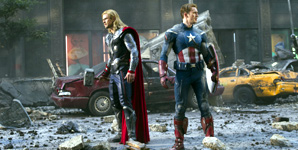 The Avengers Movie Still