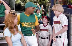 The Benchwarmers Movie Review
