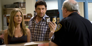 The Bounty Hunter Movie Still