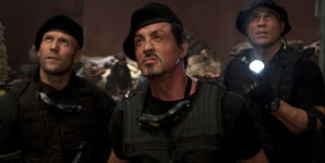 The Expendables Movie Still