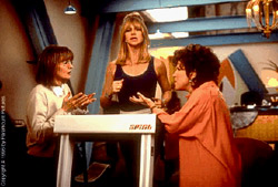 The First Wives Club Movie Review