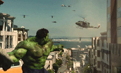 The Hulk Movie Still