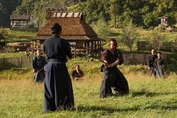 The Last Samurai Movie Still