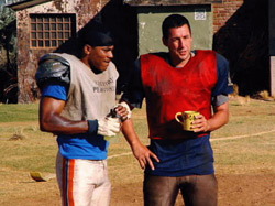 The Longest Yard (2005) Movie Review