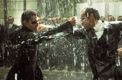The Matrix Revolutions Movie Still