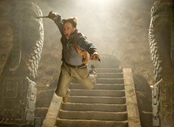 The Mummy: Tomb of the Dragon Emperor Movie Review