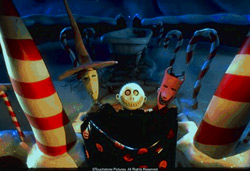 The Nightmare Before Christmas Movie Still