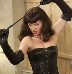 The Notorious Bettie Page Movie Still
