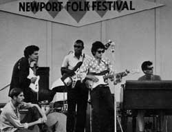 The Other Side of the Mirror: Bob Dylan Live at the Newport Folk Festival Movie Still