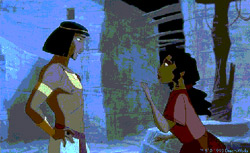 The Prince of Egypt Movie Still