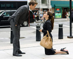 The Proposal Movie Still
