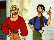 The Road to El Dorado Movie Still