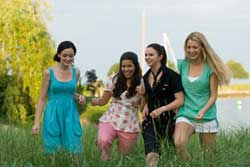 The Sisterhood of the Traveling Pants 2 Movie Review