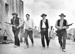 The Wild Bunch Movie Still