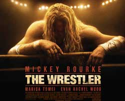 The Wrestler Movie Still