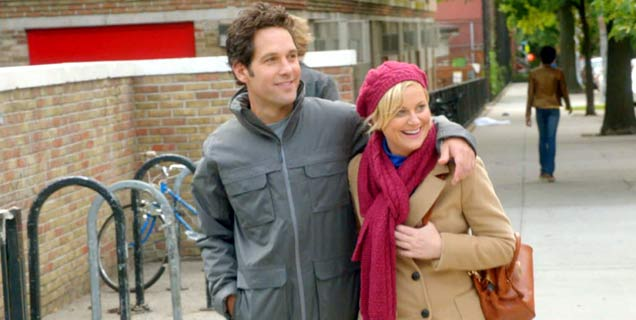 They Came Together Movie Still