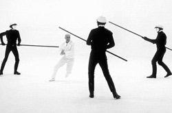 THX 1138 Movie Still