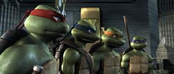 TMNT Movie Review