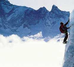 Touching the Void Movie Still