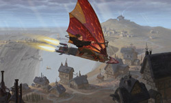 Treasure Planet Movie Review