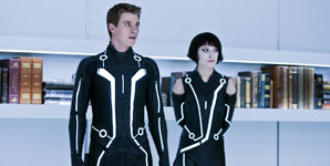 Tron: Legacy Movie Review