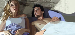 Waking Life Movie Still