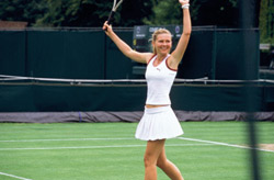 Wimbledon Movie Still