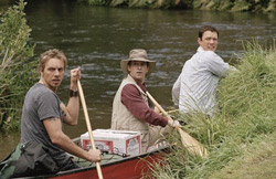 Without a Paddle Movie Review
