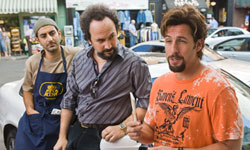 You Don't Mess with the Zohan Movie Review