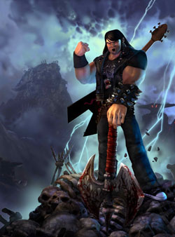 Brutal Legend Screenshots - PlayStation 3, Xbox 360