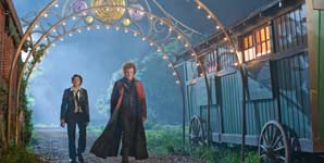 Cirque Du Freak: The Vampire's Assistant Trailer