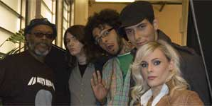 Cobra Starship, Snakes On A Plane (Bring It), Video Video