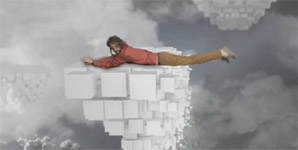 Darwin Deez - Up In The Clouds Video