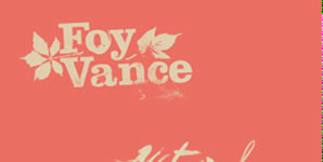 Foy Vance, Toilet Tour, Video Stream Video