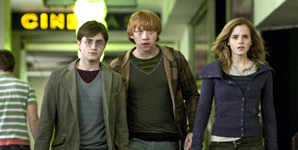 Harry Potter and the Deathly Hallows (Part 1), Trailer