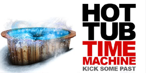 Hot Tub Time Machine, Trailer